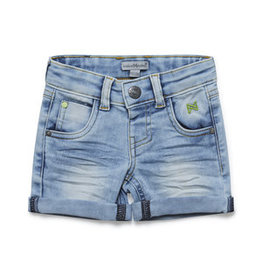Koko Noko jeans short, Light blue denim, 37C 34865