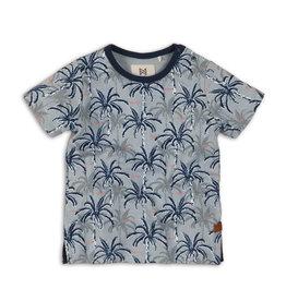Koko Noko t shirt, Blue + aop, 37C 34837
