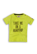 Koko Noko t shirt, Neon lime, 37C 34811