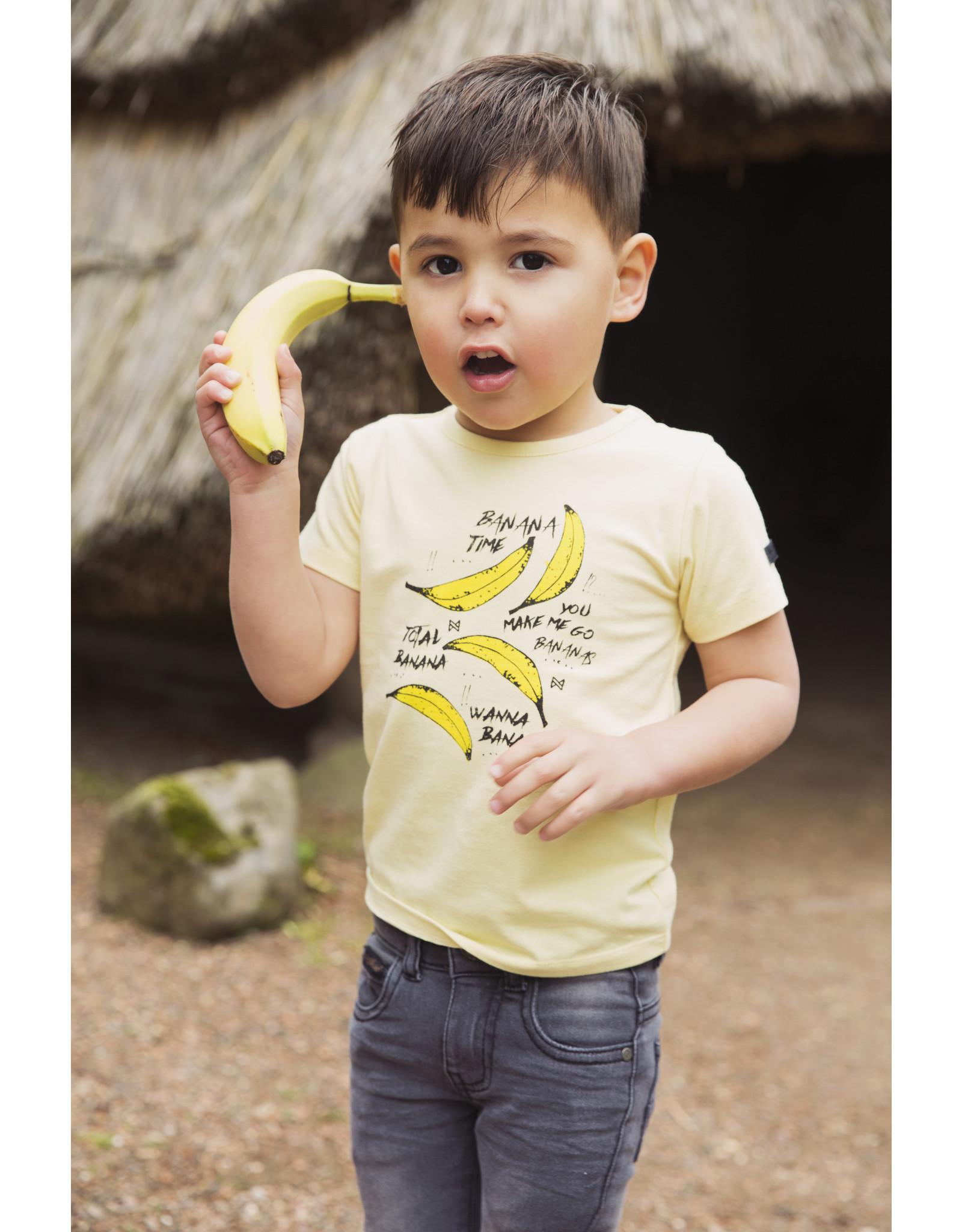 Koko Noko t shirt, Light yellow, 37C 34801