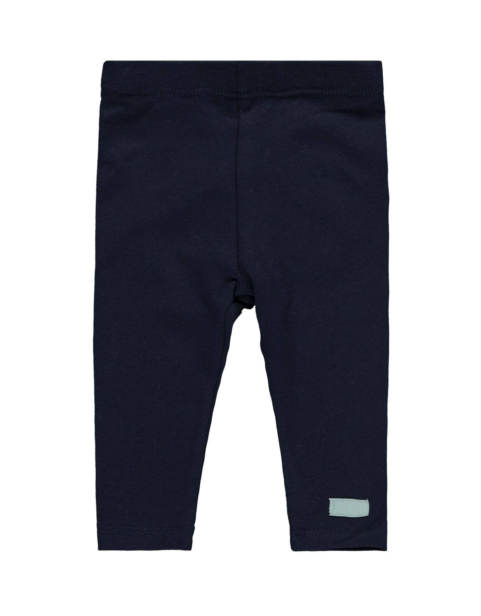 Bampidano New Born legging plain, navy