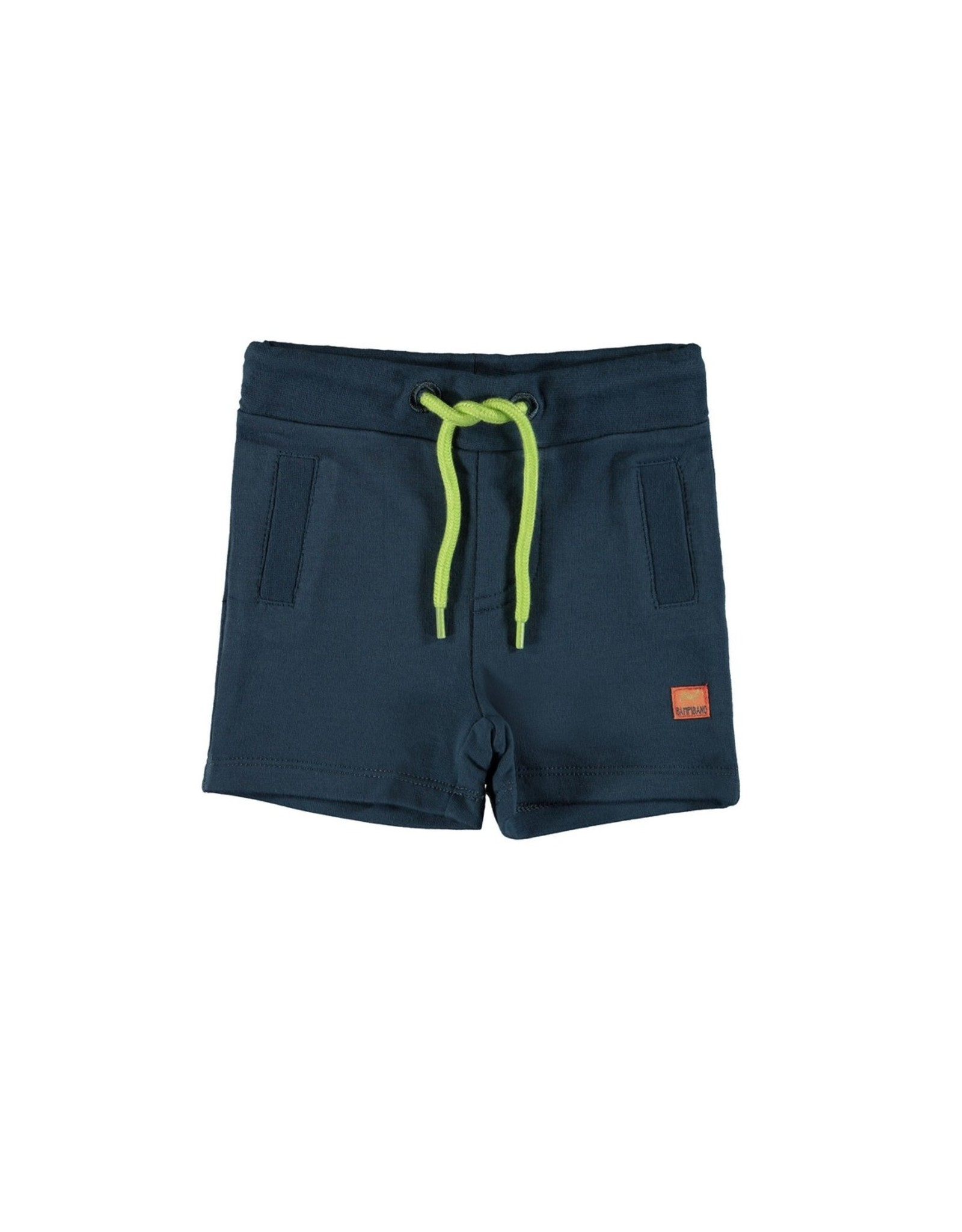 Bampidano Baby Boys sweat shorts plain, blue