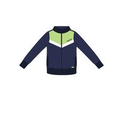 Bampidano Kids Boys trainer jacket, navy