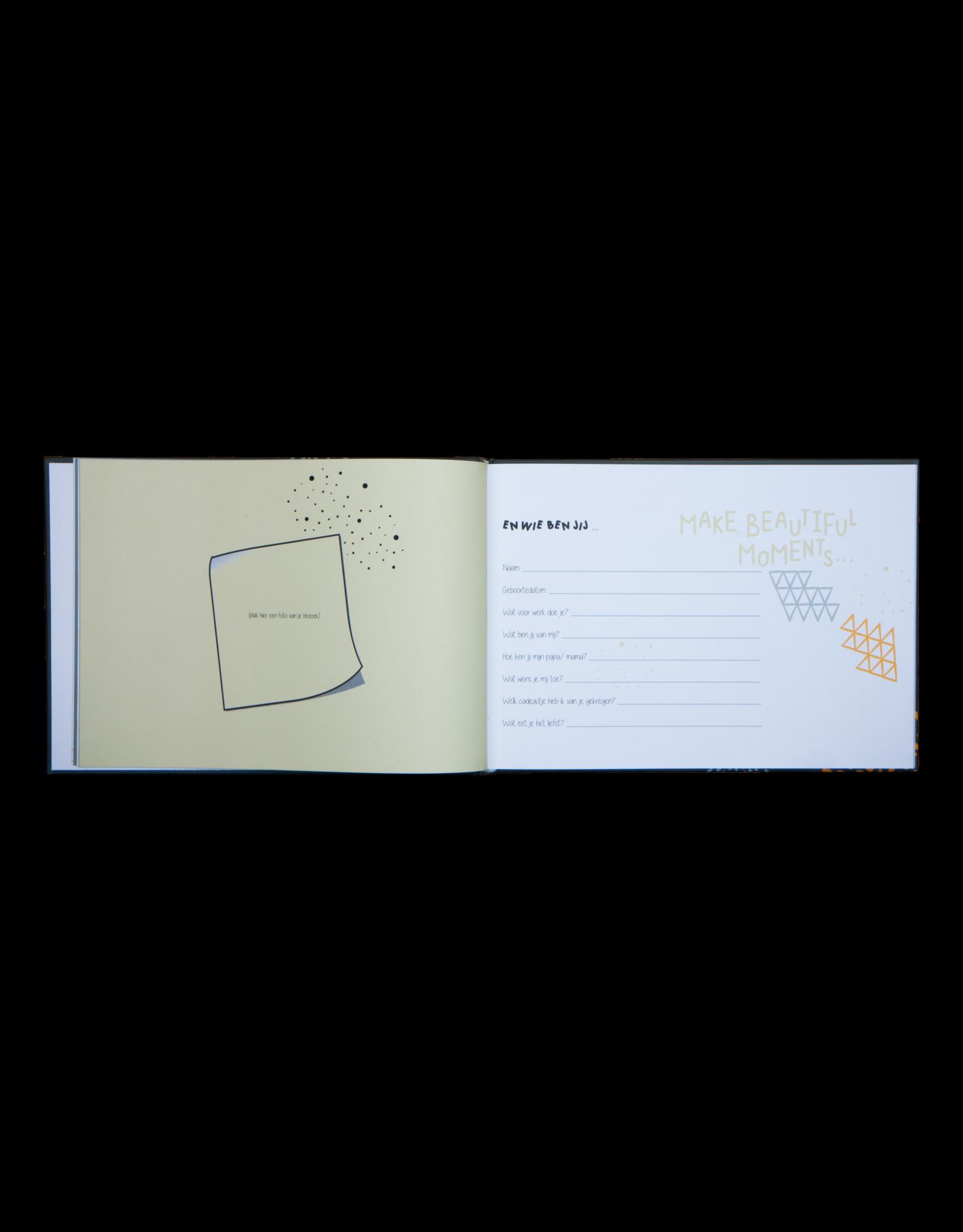 Jep-agenturen Kraambezoekboek