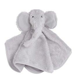 Baby's only Knuffeldoekje olifante, Grijs