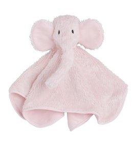 Baby's only Knuffeldoekje olifante, Roze