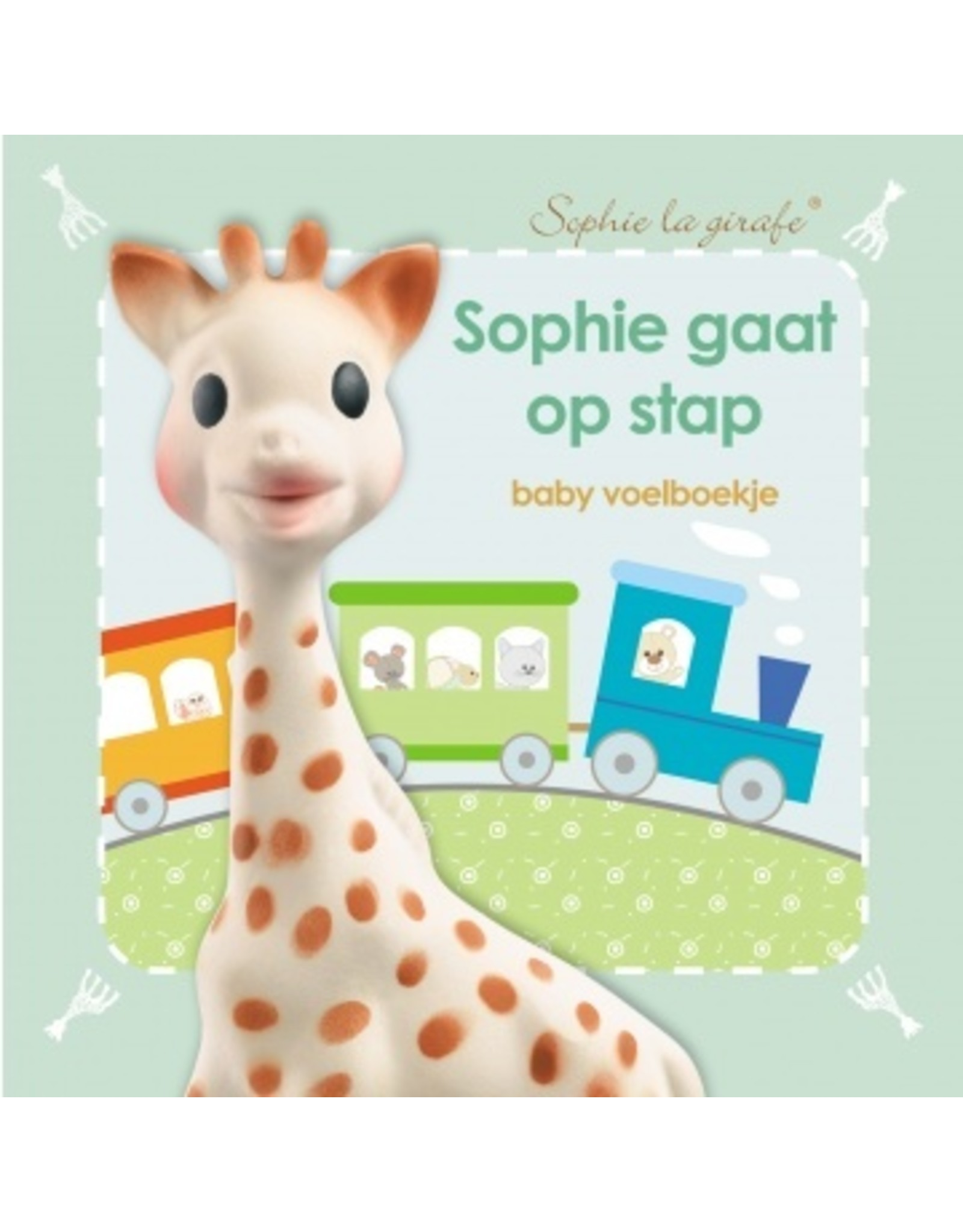 Sophie de Giraf Sophie gaat op stap