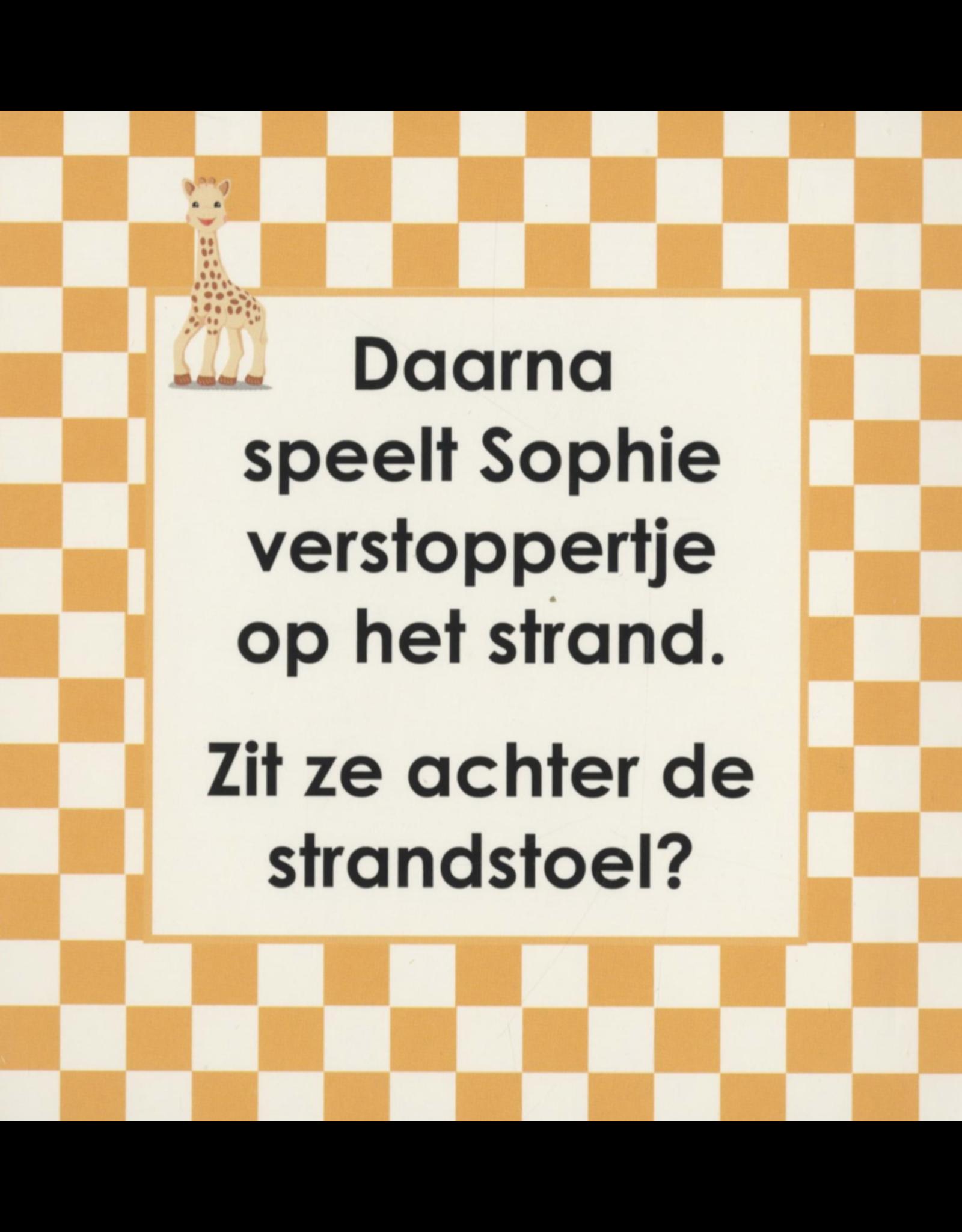 Sophie de Giraf Waar is Sophie