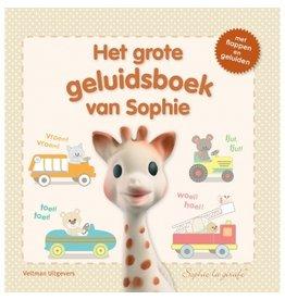 Sophie de Giraf Het grote geluidsboek van Sophie