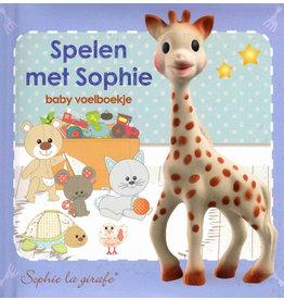 Sophie de Giraf Spelen met sophie