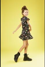 Little Miss Juliette Dress flower, MUL