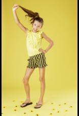 Little Miss Juliette Top ruffel , YLW