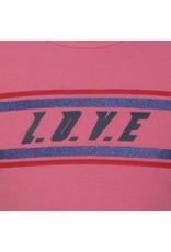 Little Miss Juliette Shirt Love, PNK