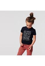 Noppies G Regular T-Shirt ss Chrest Hill, Dark Sapphire