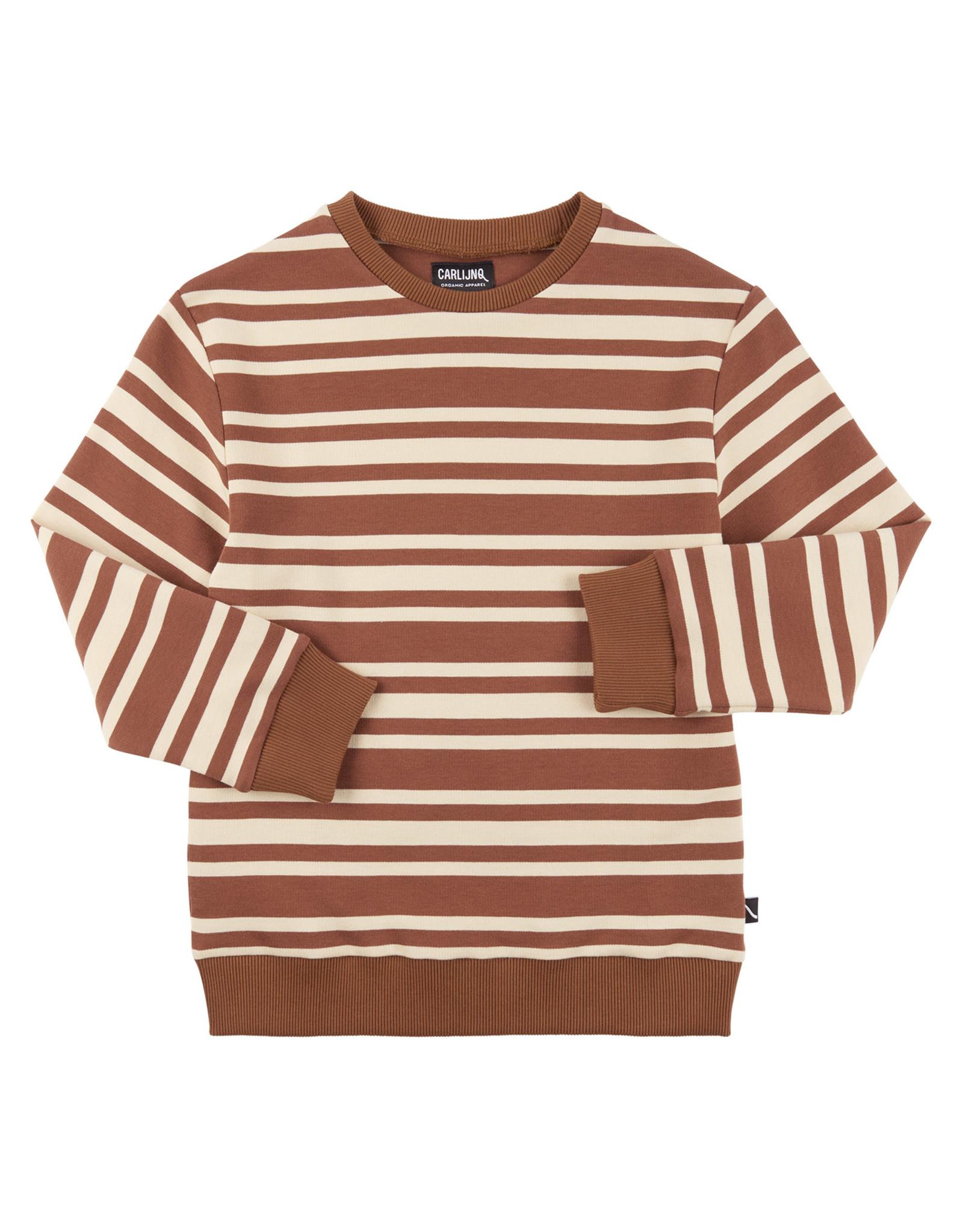 CarlijnQ Stripes - sweater