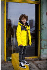 Moodstreet MT parka, Yellow