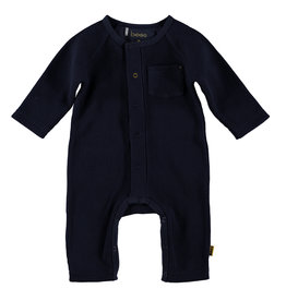 B.E.S.S. Suit Waffle, Navy