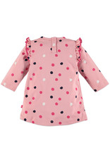 Babyface baby girls dress/pink haze