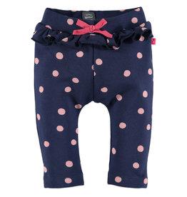 Babyface baby girls sweatpants/deep blue