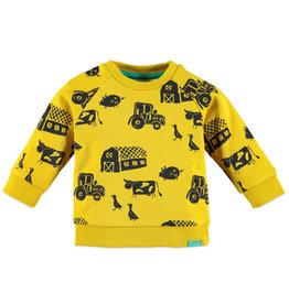 Babyface baby boys sweatshirt/sun