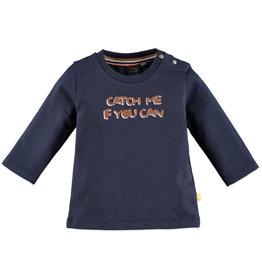 Babyface baby boys t-shirt long sleeve/navy