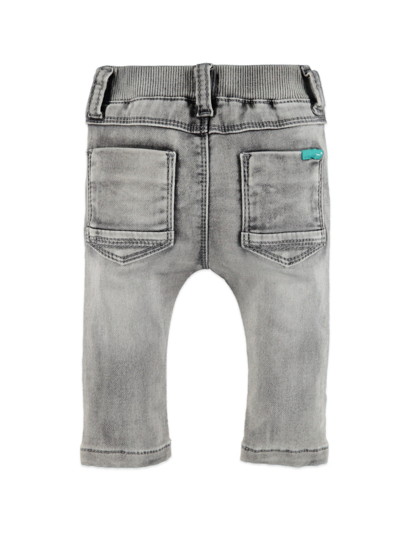 Babyface baby boys jogg jeans/mid grey denim