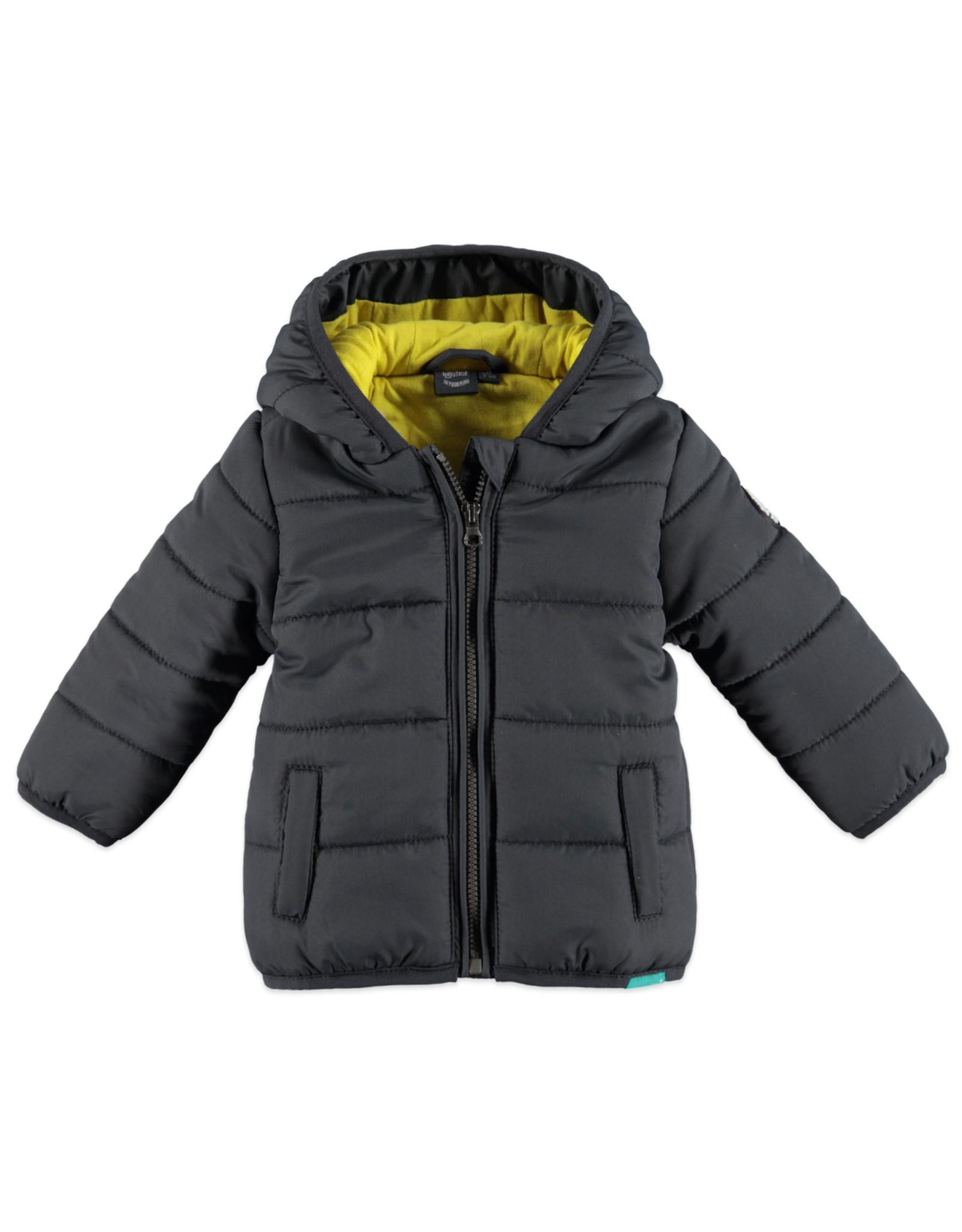 Babyface baby boys jacket/dark grey