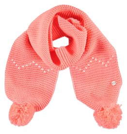 Babyface girls scarf/neon sorbet