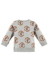 Babyface boys sweatshirt/grey melee