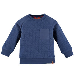 Babyface boys sweatshirt/royal