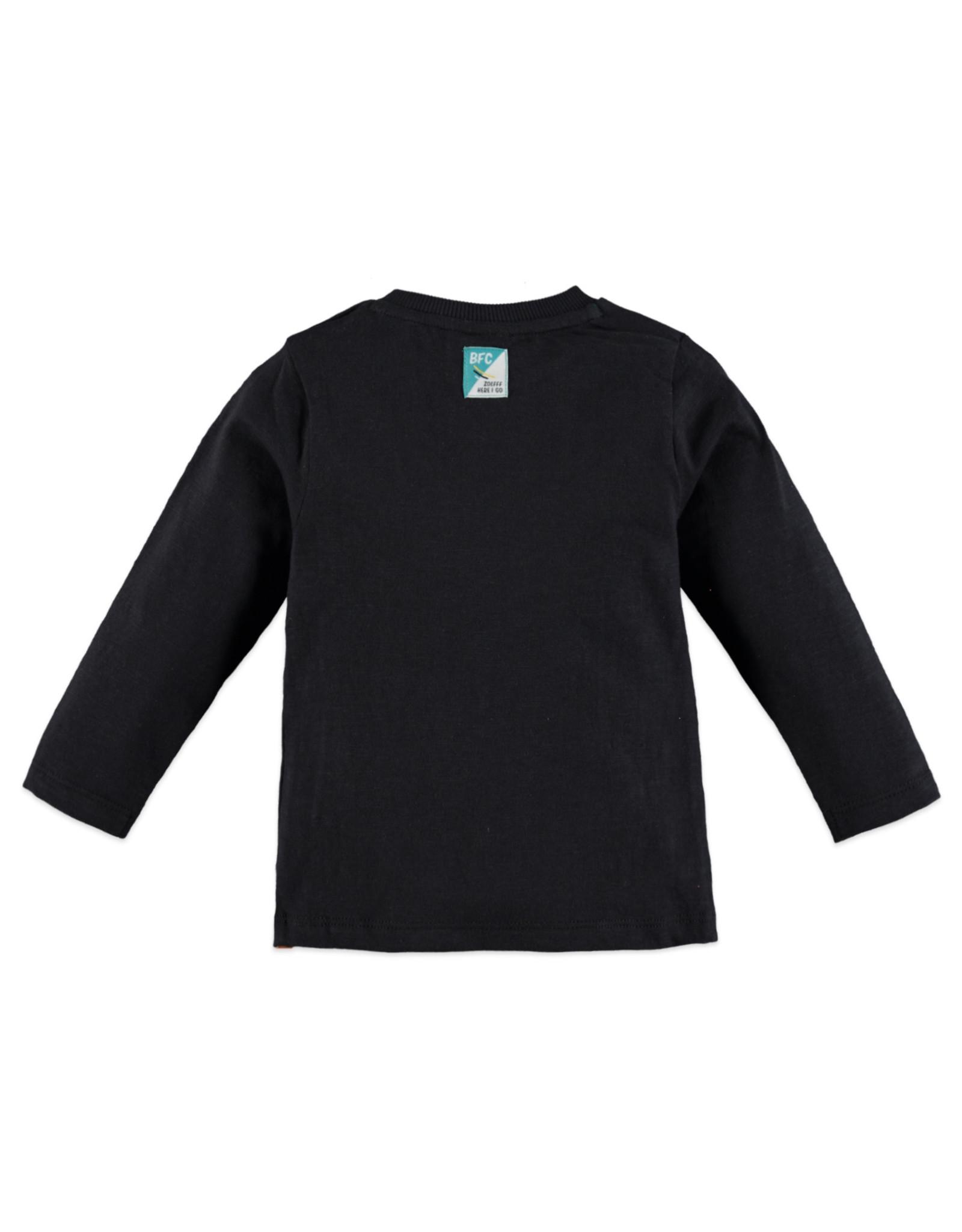 Babyface boys t-shirt long sleeve/night