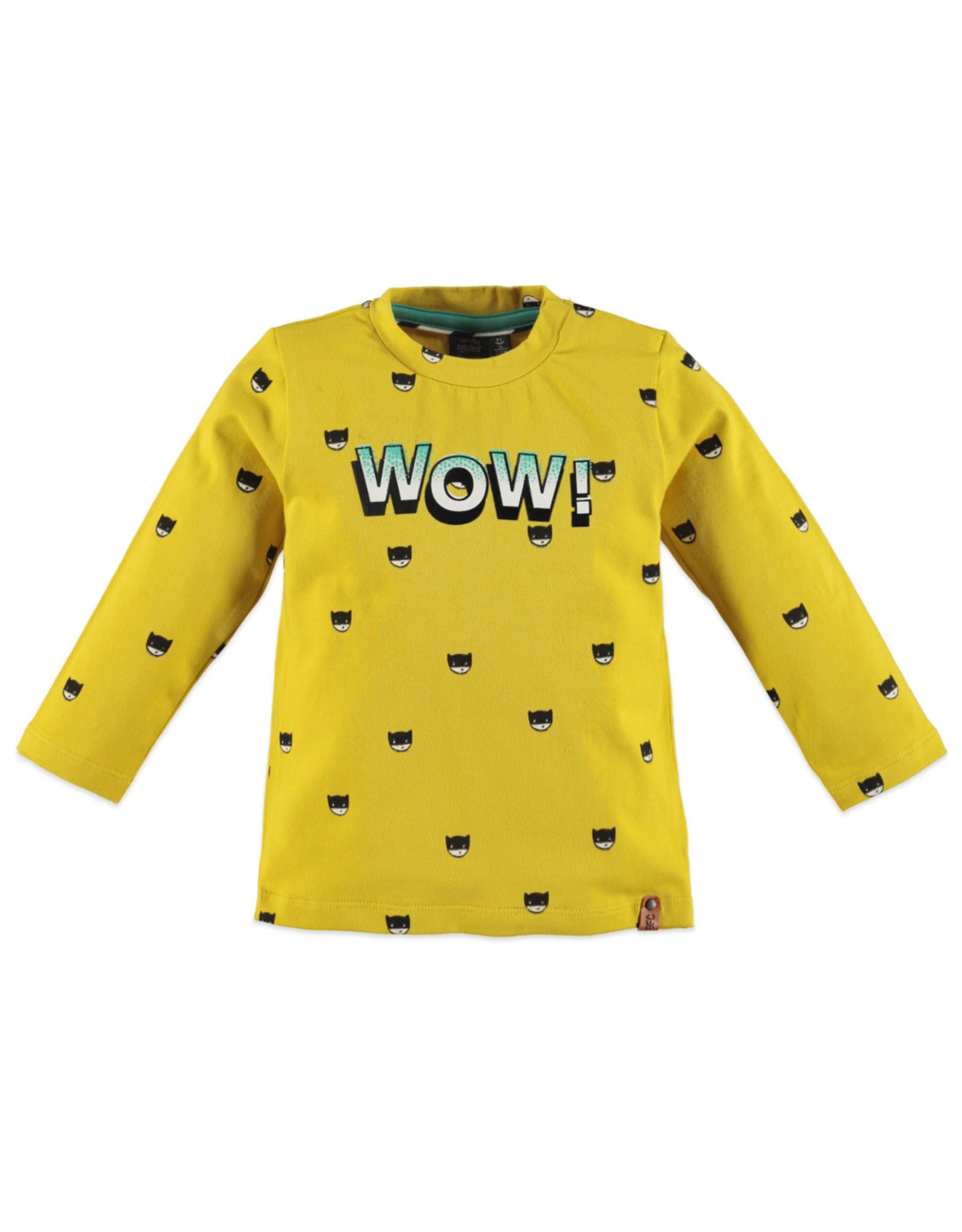 Babyface boys t-shirt long sleeve/corn