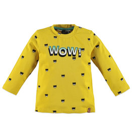 Babyface boys t-shirt long sleeve/corn
