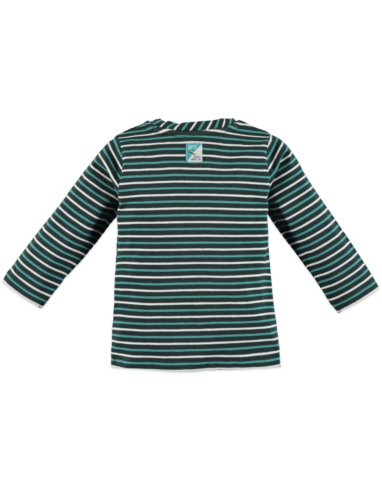 Babyface boys t-shirt long sleeve/bottle