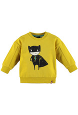 Babyface boys sweatshirt/corn