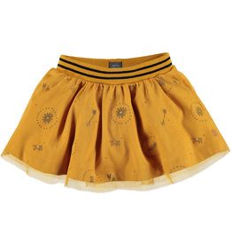 Babyface girls skirt/ocher