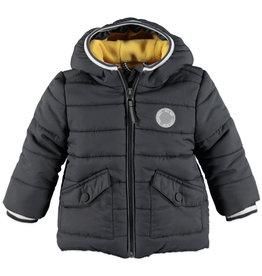 Babyface boys winter jacket/dark grey