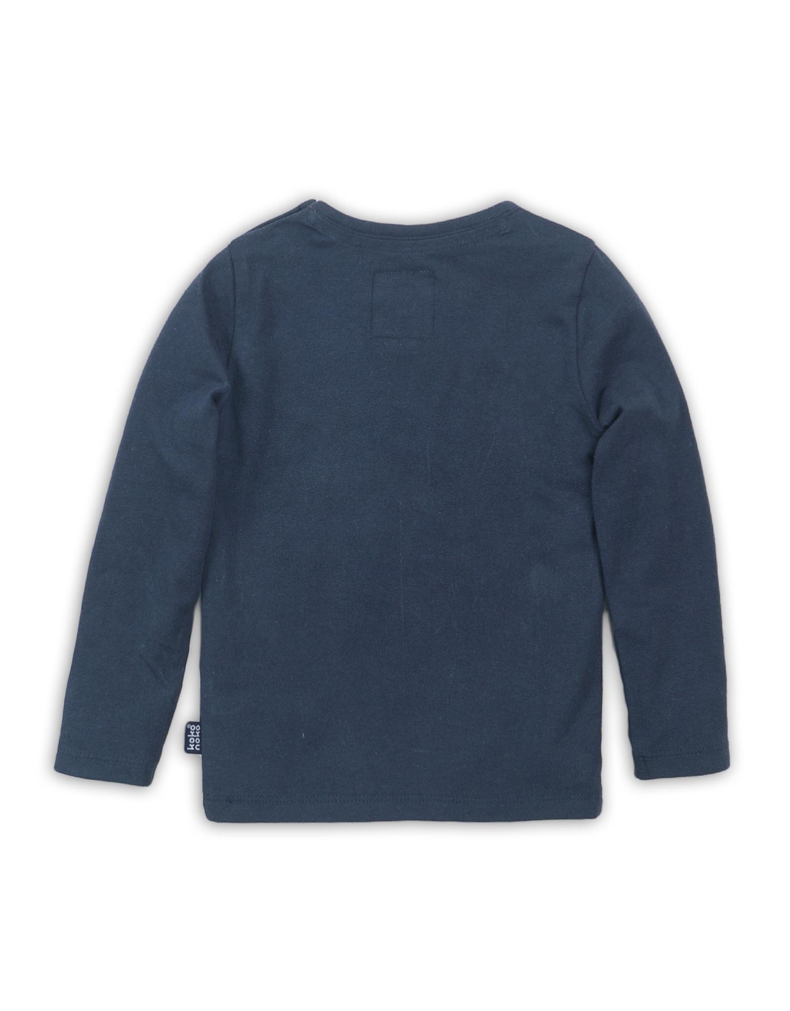 Koko Noko T-shirt ls, D Navy