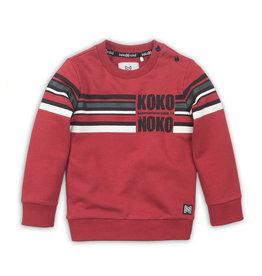 Koko Noko Sweater, Red