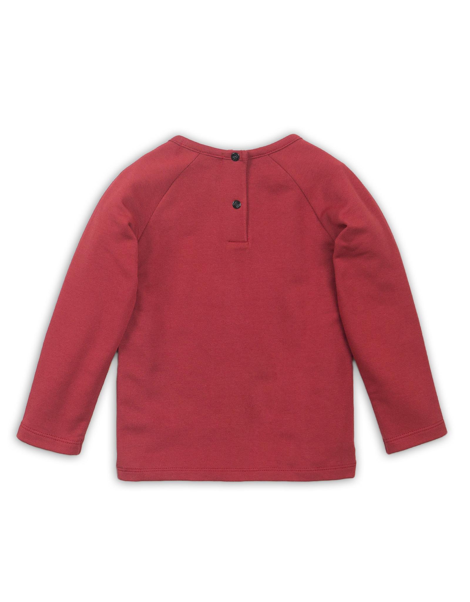 Koko Noko Pullover, Red