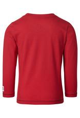 Noppies B Regular T-shirt ls Camperdown, Scarlet Sage
