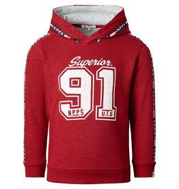 Noppies B Sweater ls Hanover, Scarlet Sage