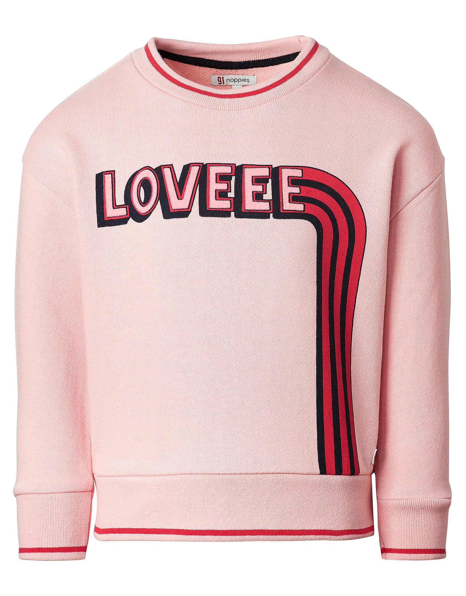 Noppies G Sweater ls Marble, Gum