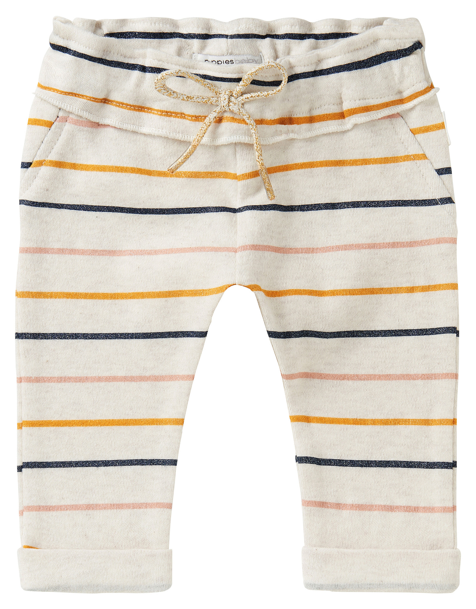 Noppies G Regular fit Pants Orania Str, Oatmeal