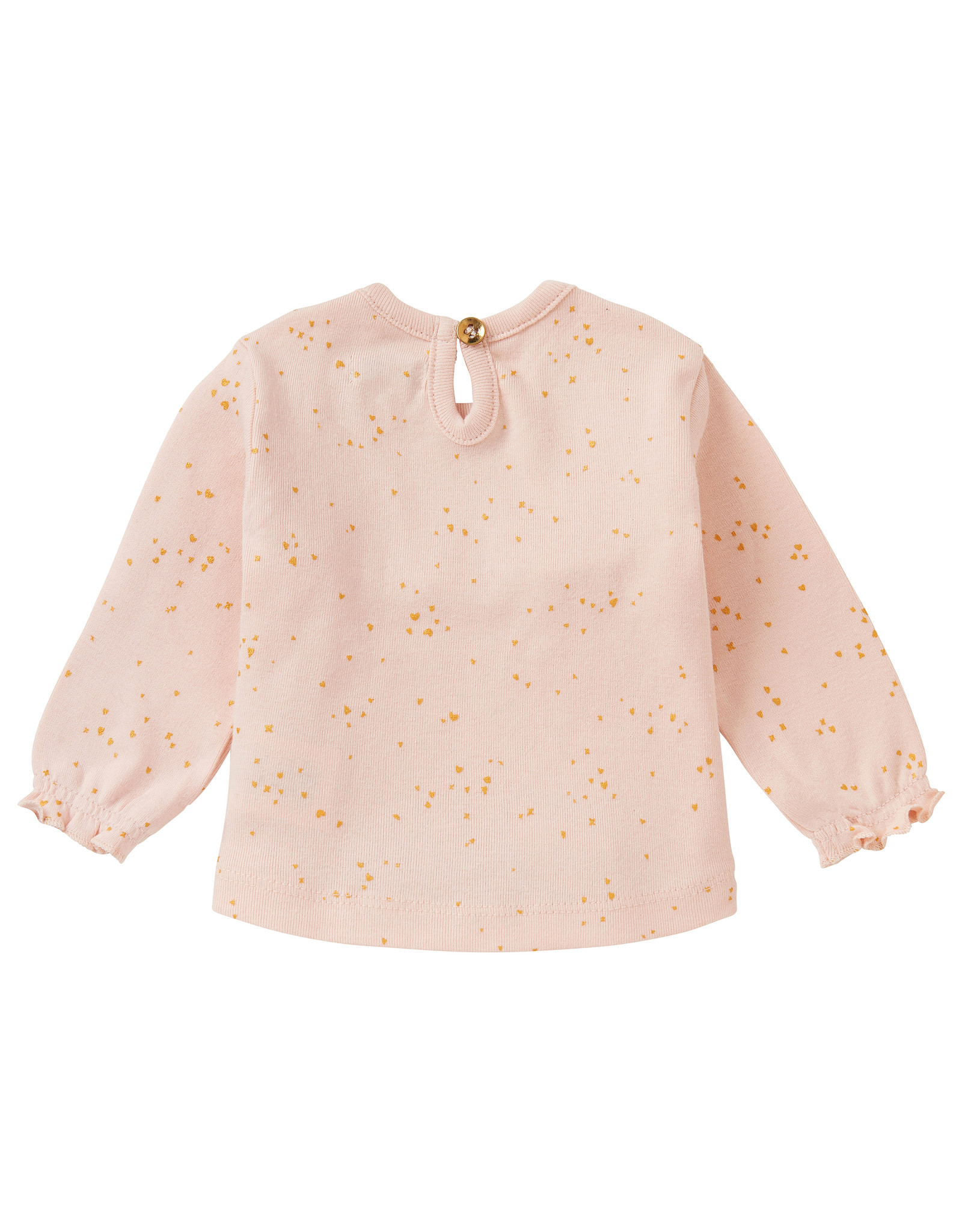 Noppies G Regular T-Shirt LS Colesberg AOP, Pale Dogwood