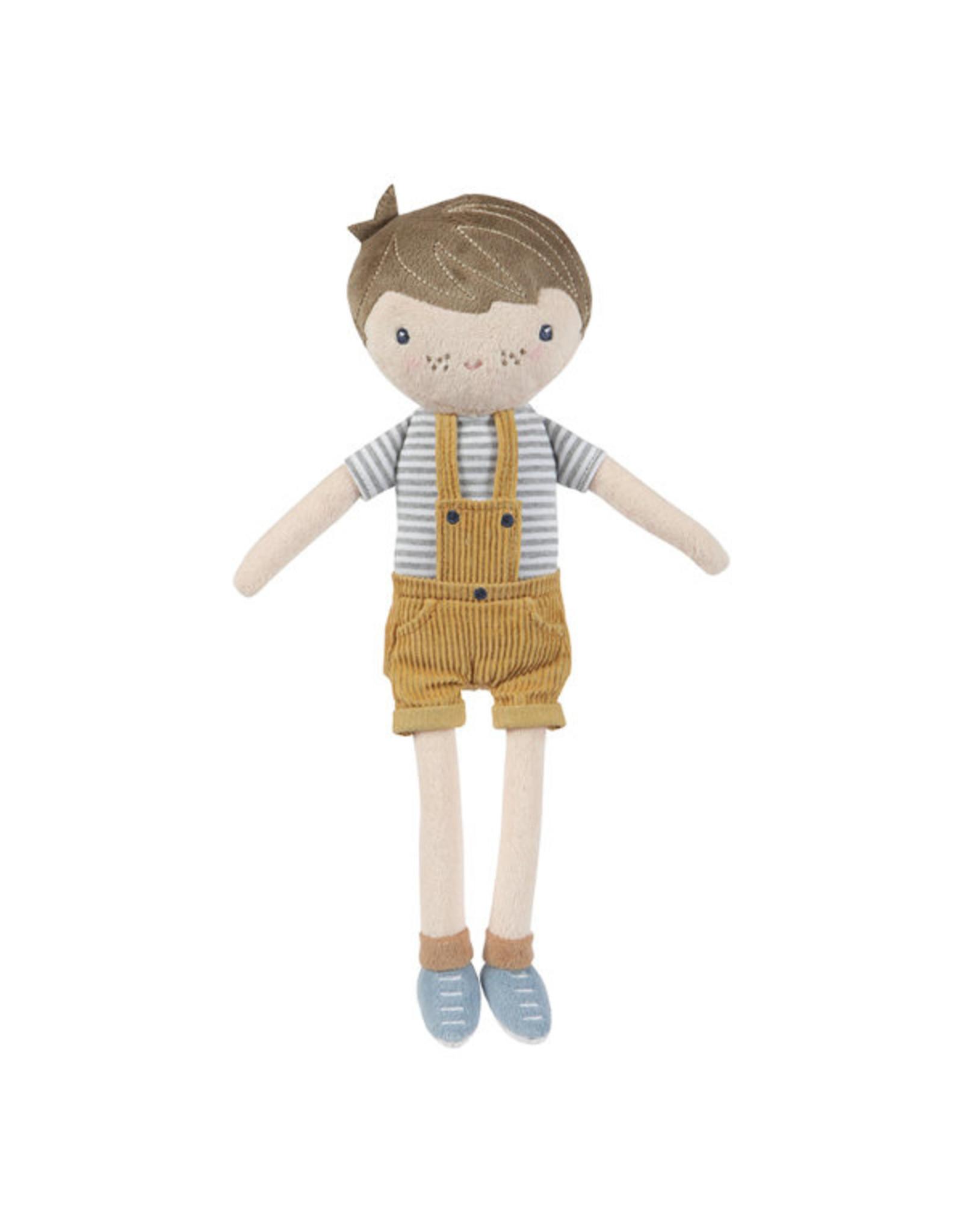 Little Dutch LD Knuffelpop Jim 35cm