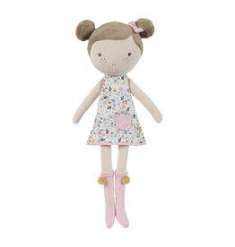 Little Dutch LD Knuffelpop Rosa 50cm