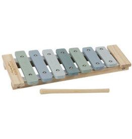 Little Dutch Little Dutch houten Xylofoon blue