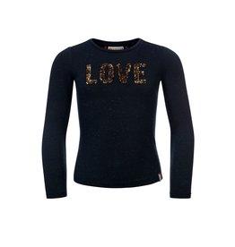 LOOXS Little Little t-shirt l.sleeve,  navy