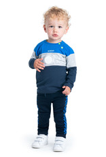 B-Nosy Baby boys 3 colored shirt with HD print in the centre, Nautical blue